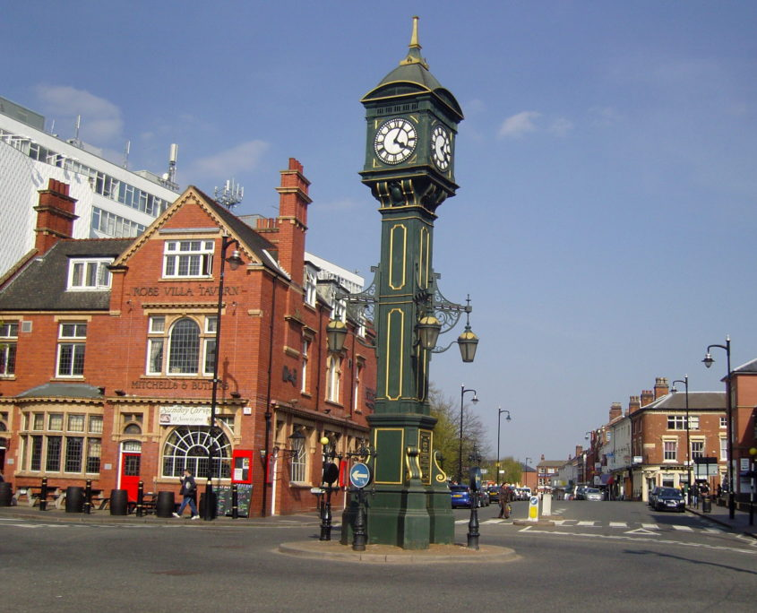 The Jewellery Quarter Birmingham
